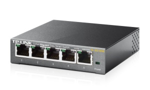 TP-Link 5-Port-Gigabit-Easy-Smart-Switch TL-SG105E