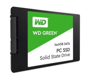 Western Digital WD Green PC SSD 240GB, SATA (WDS240G2G0A)