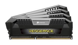 32 GB Kit DDR3, 1600 MHz, PC3-12800, Corsair Vengeance Pro
