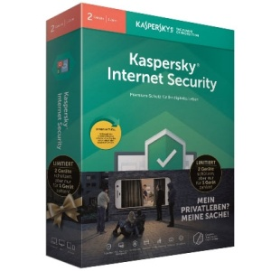 KASPERSKY Internet Security Limitd Edition für 2 Geräte