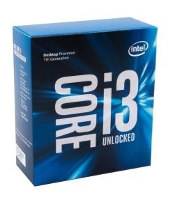 Intel Core i3-7350K, 2 x 4200 MHz, Kaby Lake, boxed