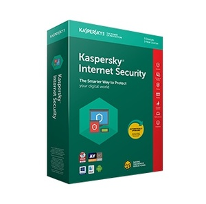 KASPERSKY Internet Security 2018 für 3 Geräte
