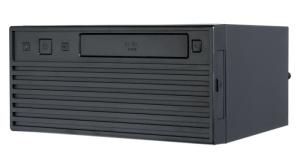 Chieftec BT-02B-U3, Mini ITX, schwarz,