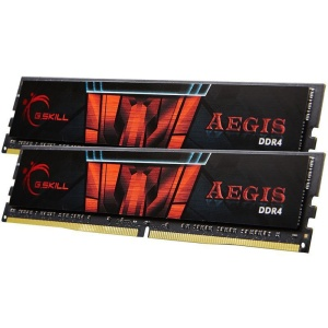 32GB Kit DDR4, 2666MHz G.Skill Aegis