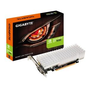 Gigabyte GeForce GT 1030 Silent Low Profile 2G, 2GB GDDR5,