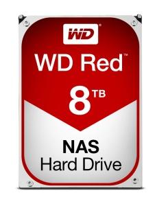 Western Digital Red NAS WD80EFAX, 8 TB