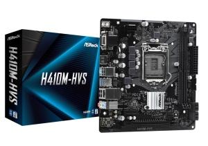 ASRock H410M-HVS, Intel H410 Chipsatz, µATX