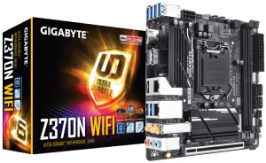 Gigabyte Z370N WIFI, Intel Z370 Chipsatz, Mini-ITX