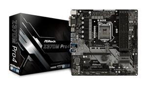 Asrock Z370M Pro4, Intel Z370 Chipsatz,µ ATX