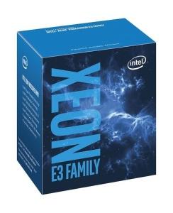 Intel Xeon E3-1220 v5, 4 x 3000 MHz, Skylake, boxed