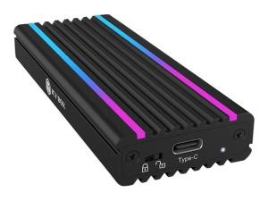 RaidSonic Icy Box IB-1824ML-C31, USB-C 3.1, USB-A