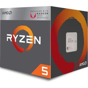 AMD Ryzen 5 2400G, 4x 3.60GHz, boxed mit Wraith Stealth