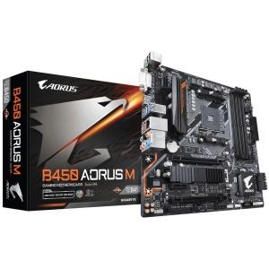 Gigabyte B450 Aorus M, AM4, AMD B450, µATX