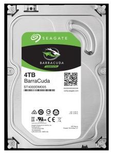 Seagate BarraCuda 4TB, SATA 6Gb/s (ST4000DM004)