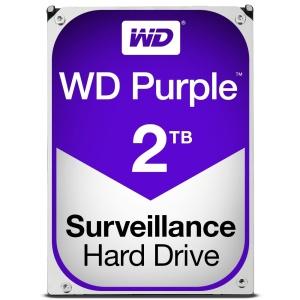 Western Digital WD Purple 2TB, SATA 6Gb/s (WD20PURZ)
