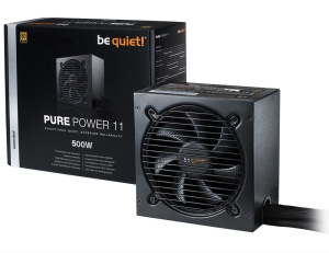 be quiet! Netzteil Pure Power 11 500 Watt ATX 2.4