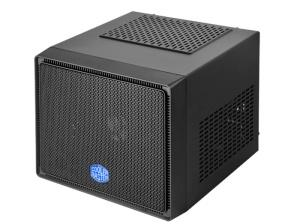 Cooler Master Elite 110, Mini-ITX, schwarz,