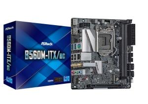 ASRock B560M-ITX/ac, Intel B560 Chipsatz, Mini-ITX