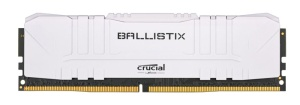 8GB DDR4-RAM, 3600 MHz, Crucial Ballistix weiß