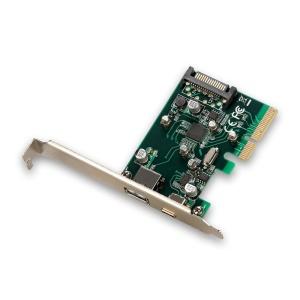i-tec PCI Express x4 Card USB 3.1 Gen. 2 10 Gbps Card