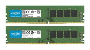 16GB Kit DDR4-RAM, 2666 MHz, Crucial