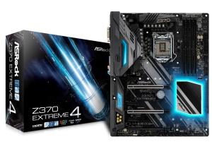 Asrock Z370 Extreme4, Intel Z370 Chipsatz, ATX