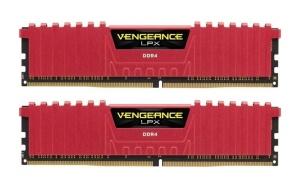 16GB Kit DDR4-RAM, 3200 MHz, Corsair Vengeance LPX rot