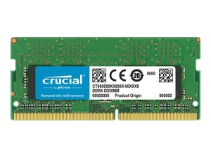 SO-DIMM 8GB DDR4, Crucial 3200 MHz, CL22