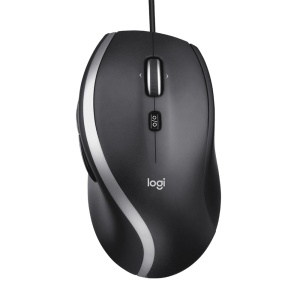 Logitech M500s Advanced Corded Mouse, USB (910-005784)