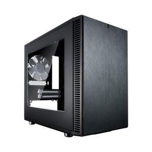 Fractal Design Define Nano S, Acrylfenster, schallgedämmt,