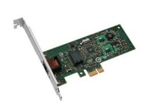 Intel Gigabit CT Desktop Adapter PCIe x1, bulk