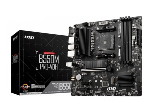 MSI B550M Pro-VDH (7C95-017R), AM4, AMD B550, µATX