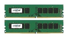 32GB Kit DDR4-RAM, 2400 MHz, Crucial,