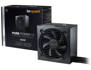 Be Quiet! Netzteil Pure Power 11 350 Watt, ATX 2.4