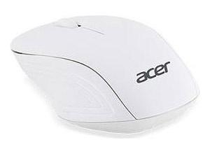 Acer RF2.4 kabellose optische Maus weiß, USB
