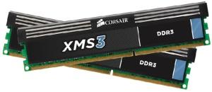 16 GB Kit DDR3-RAM, 1600 MHz, PC3-12800, Corsair XMS3