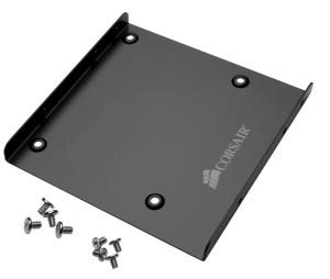 Corsair Festplatten Einbaurahmen für 6,4 cm (2,5) HDD/SSD
