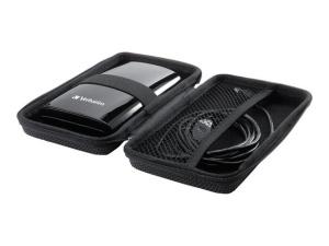 Exponent Case/Hartschalentasche für externe Festplatten 2,5