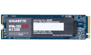Gigabyte NVMe SSD M.2 2280 1TB, M.2 (GP-GSM2NE3100TNTD)