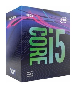 Intel Core i5-9400F, 6x 2900 MHz, Coffee Lake, boxed