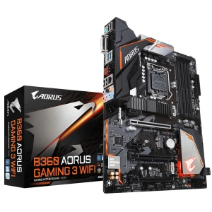 Gigabyte B360 AORUS GAMING 3 WIFI, Intel B360 Chipsatz, ATX