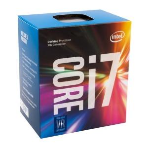 Intel Core i7-7700, 4 x 3600 MHz, Kaby Lake, boxed