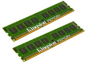 16 GB Kit DDR3-RAM, 1600 MHz, PC3-12800, Kingston Value RAM