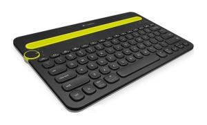 Logitech® Bluetooth® Multi-Device Keyboard K480 schwarz