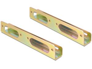 Delock Festplatten Einbauwinkel für 6,4 cm (2,5) HDD/SSD