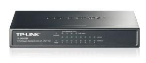 TP-Link 8-Port-Gigabit-Desktop-Switch mit 4 PoE-Ports