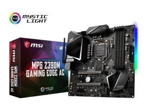 MSI MPG Z390M Gaming Edge AC, Intel Z390 Chipsatz, µATX