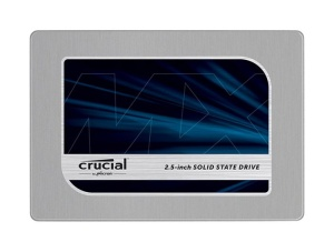 Crucial SSD MX500, CT500MX500SSD1, 500GB,