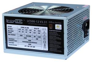 LC Power LC500H-12 V2.31, 400 Watt, ATX