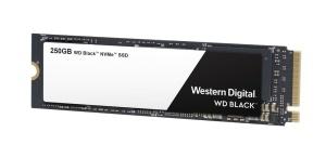 Western Digital WD Black NVMe SSD 250GB, M.2 [2018]
